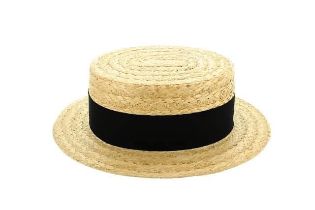 satowaカンカン帽