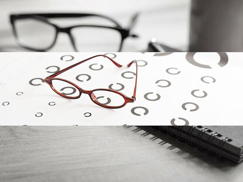 かかりつけのメガネ屋さん