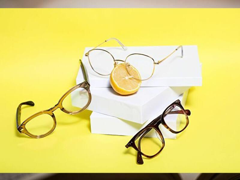 眼鏡の選び方