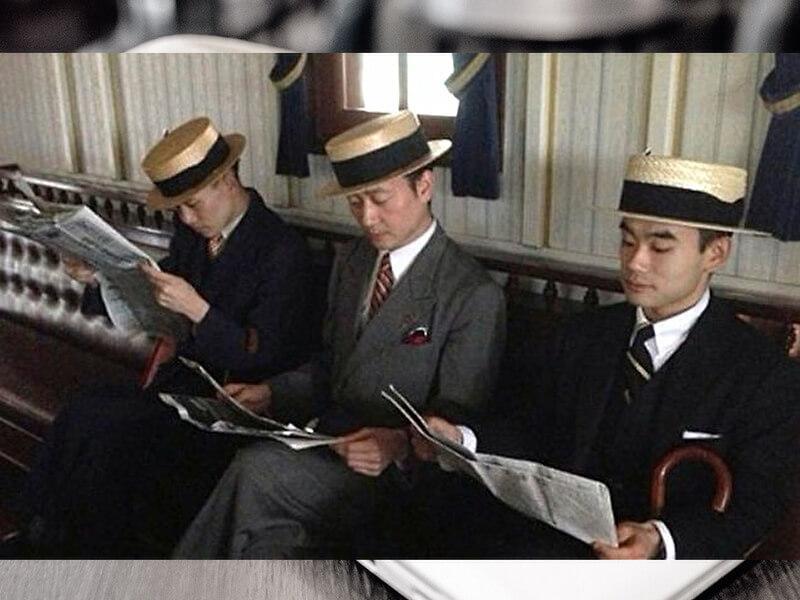 カンカン帽の選び方